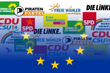 EU Wahl Banner
